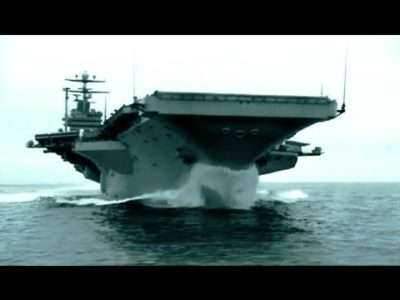 The Largest Aircraft Carrier in The World
