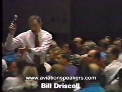 Bill Driscoll – The Aviation Speakers Bureau