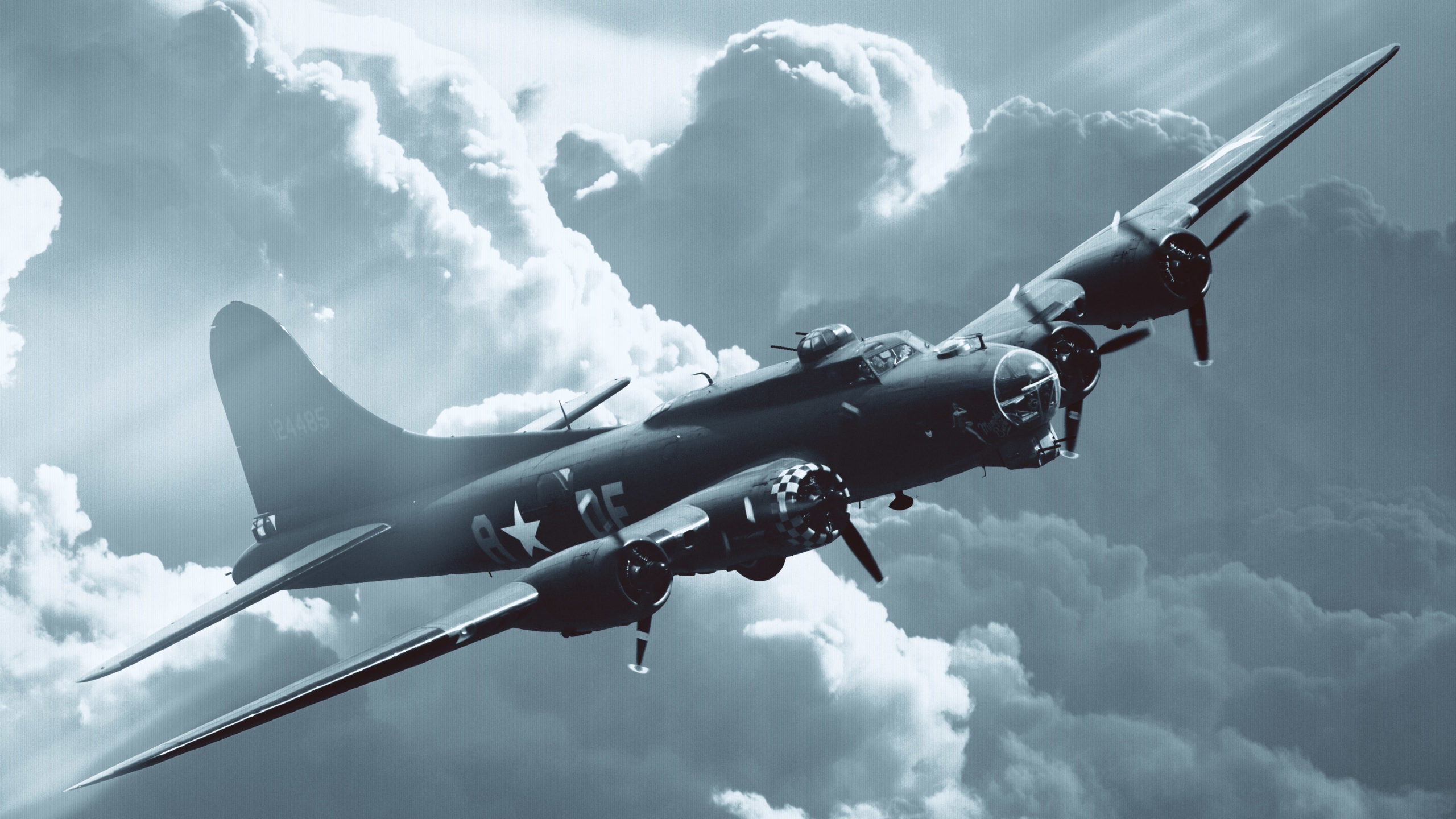 064 B 17 Flying Fortress The Fighter Pilot Podcast