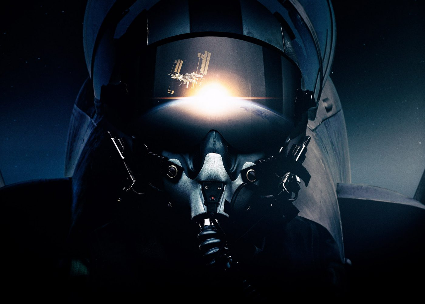 029 – Fighter Pilots in Space