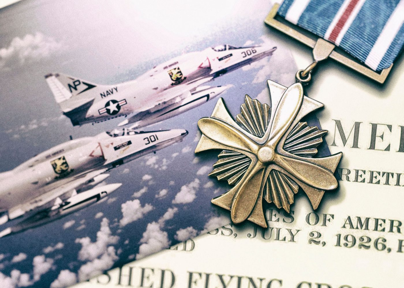 023 – The Distinguished Flying Cross