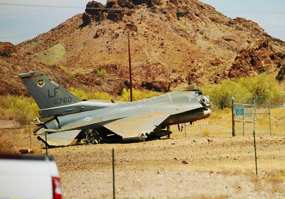 Military Aviation Mishaps