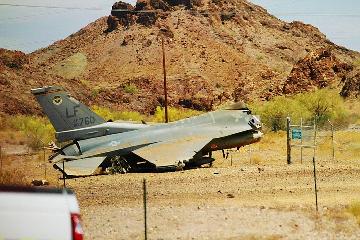 Fighter Jet Mishap
