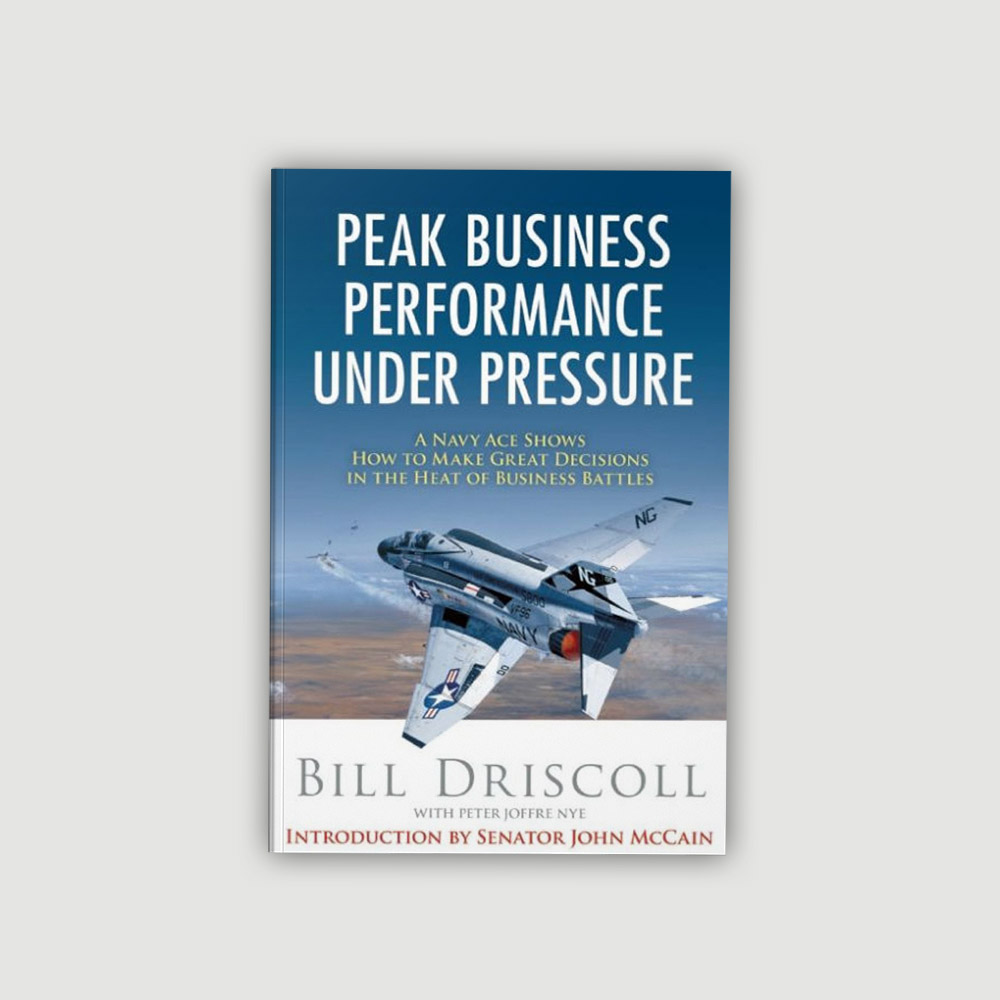 PEAK BUSINESS PERFORMANCE UNDER PRESSURE