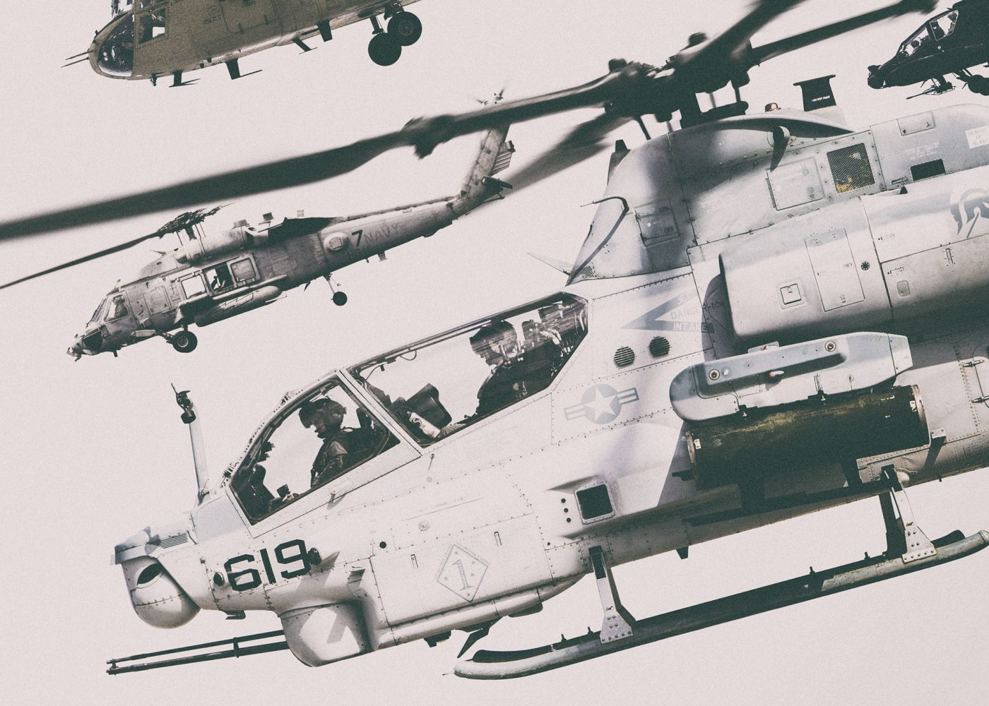 024 – Helicopters!