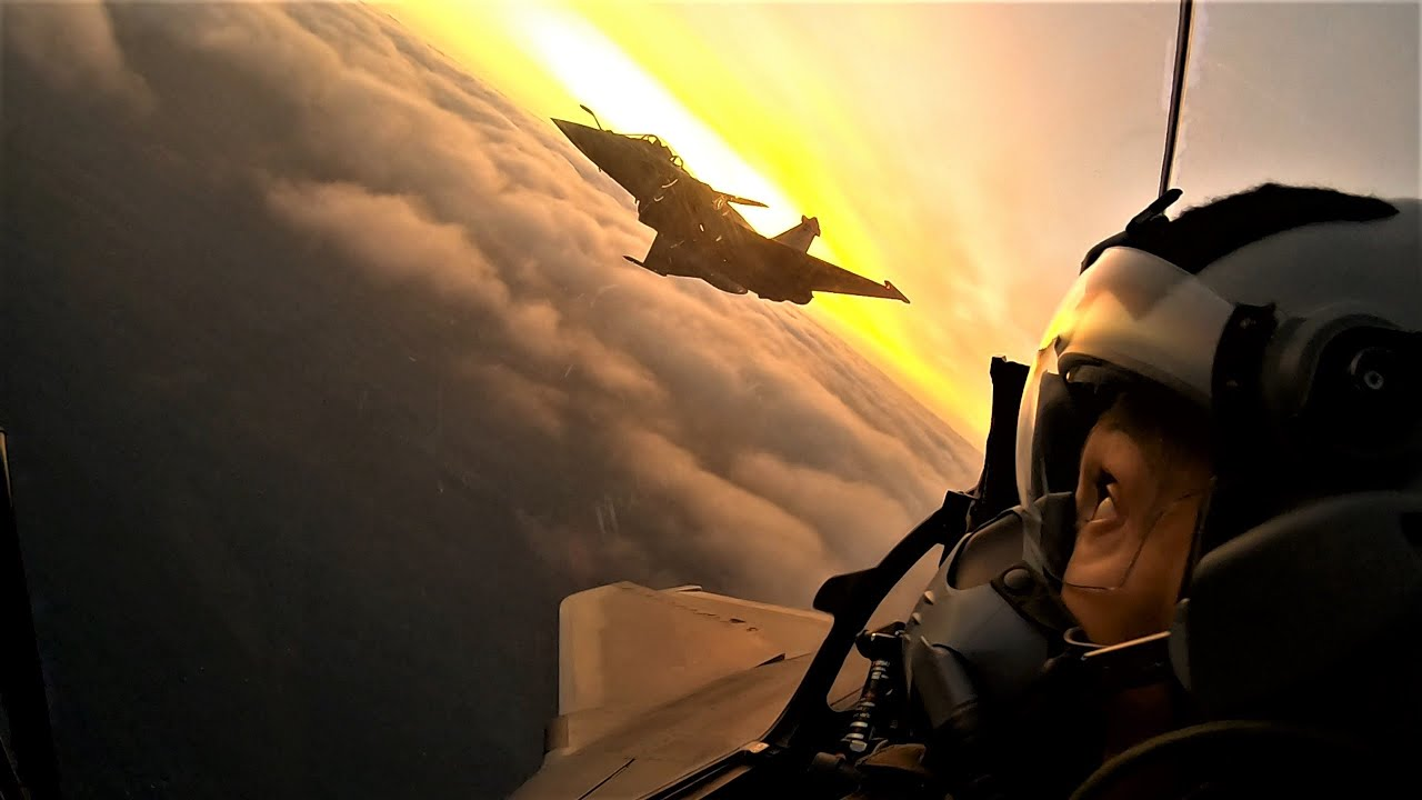 RAFALE FRENCH NAVY PILOTS - CHILLOUT 4