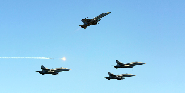 missing man formation gif