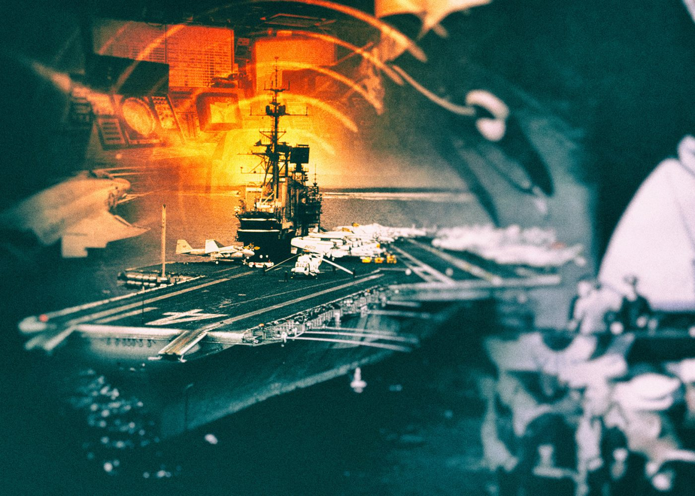 027 – USS Midway Museum