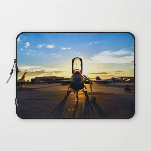 viper-at-sunset-laptop-sleeves